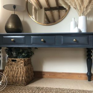 Large Console Table Farrow and Ball