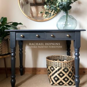 Victorian Pine Console Table
